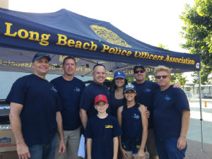 LBPD Ministers Alliance Basketball BBQ 1