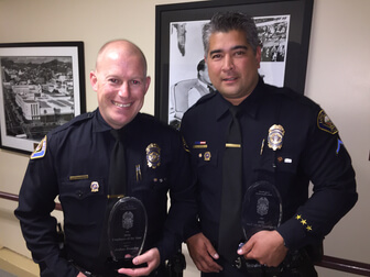 2016 Officers of the Year